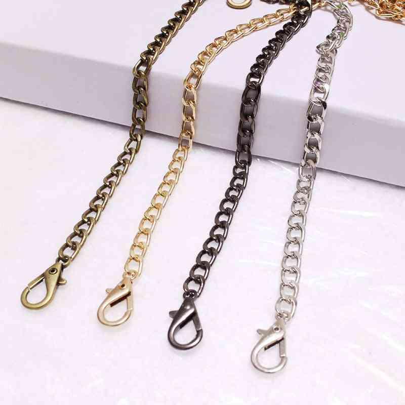 Handbag Metal Chains Shoulder Bag Strap