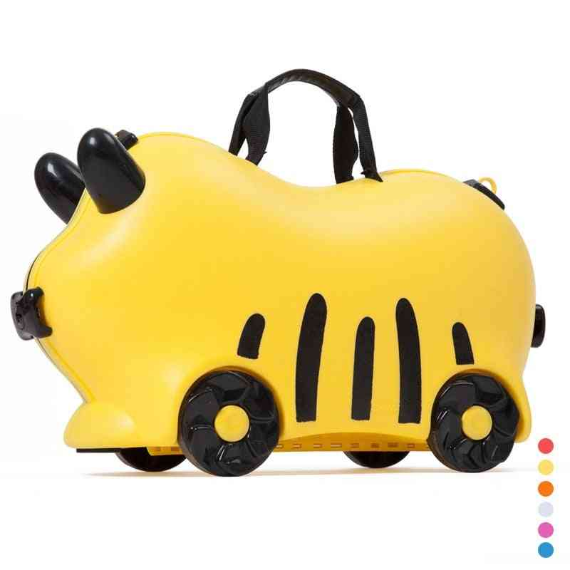 Children Luggage, Kid Suitcase, Locker, Handbag, Boy Girl Baby Toy Box Pull Rod
