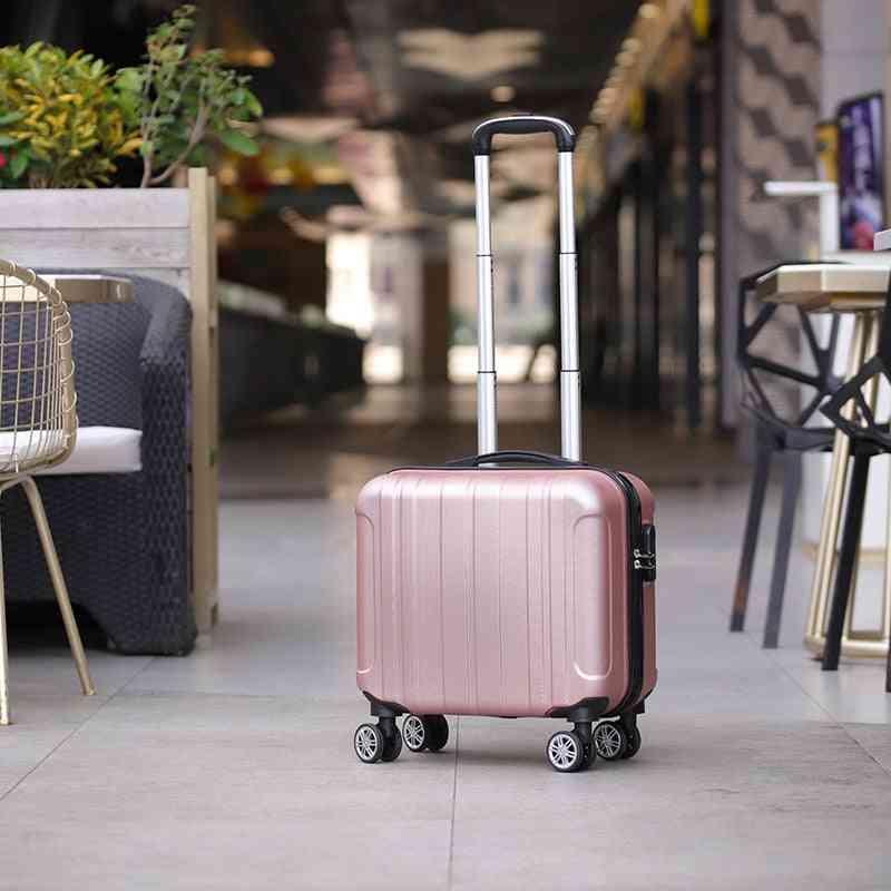 Fashion Small Suitcase On Wheels - Ladies Mini Cabin  Trolley