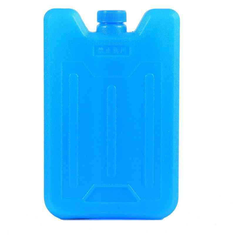Hdpe Ice, Water-filled Box, Plane Type Icebox For Lunch Bags And Cooler Bags