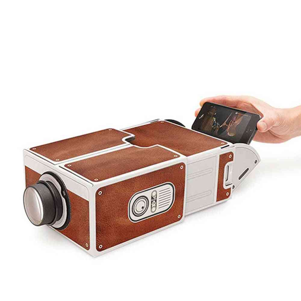 Mini Smart Phone Projector