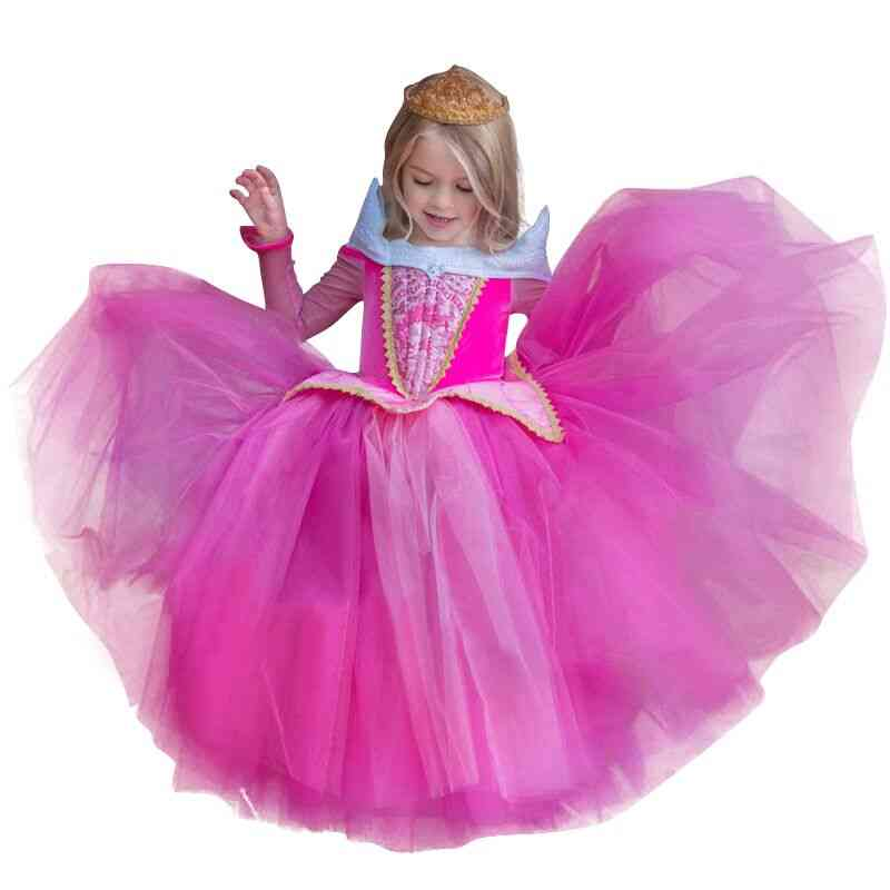 Fantasy Masquerade Role-playing Dress For Girl