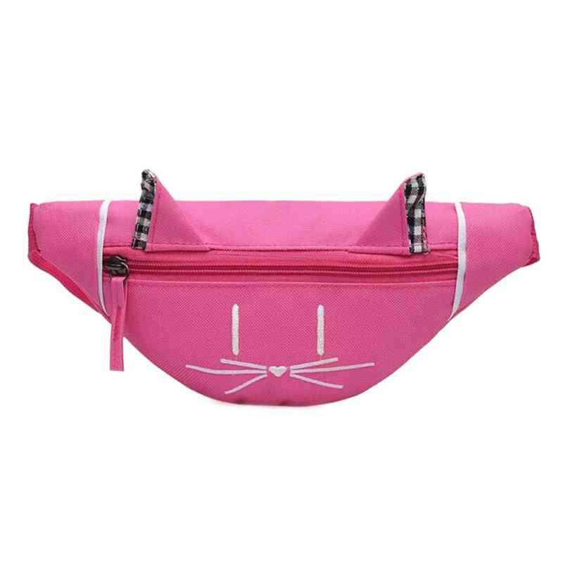 Cute Printing Shoulder Messenger Handbags Kids &