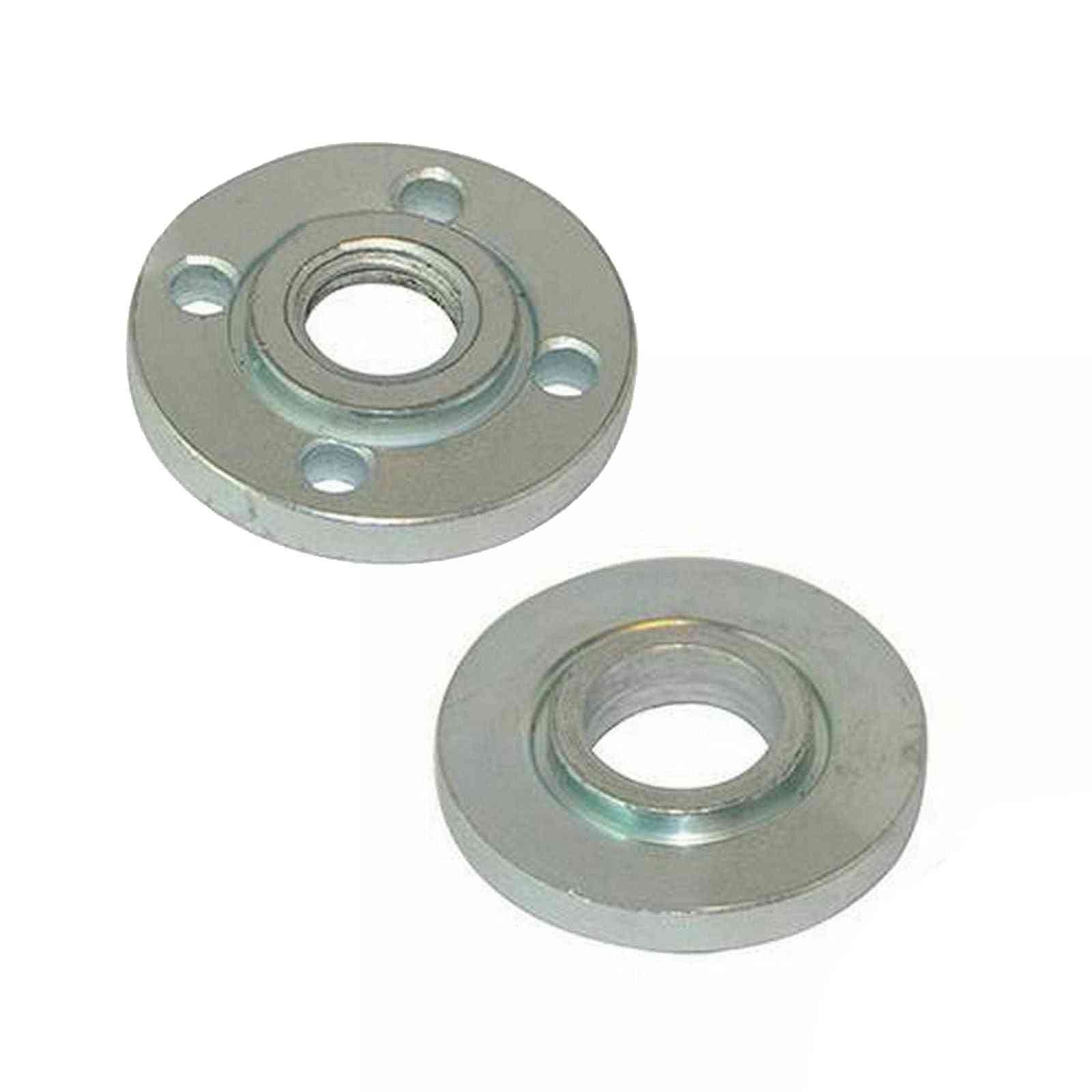M14 Thread Replacement Angle Grinder Inner Outer Flange Nut Set