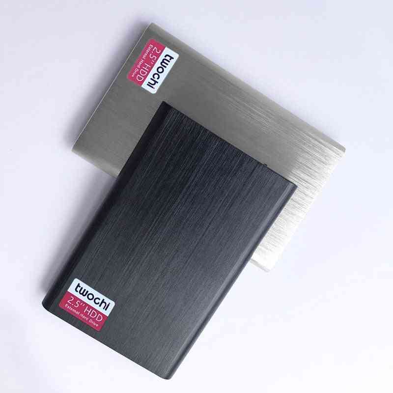 External Hard Drive Usb Storage Portable Hard Disk For Pc/mac