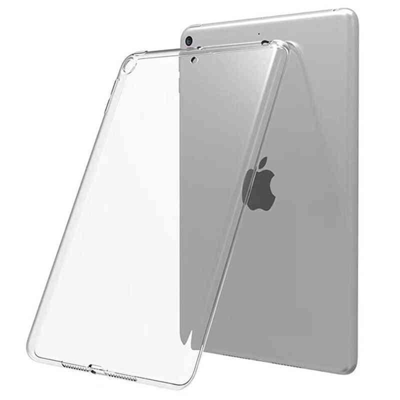 Case For Ipad Mini Tpu Silicone Shockproof Cover Back