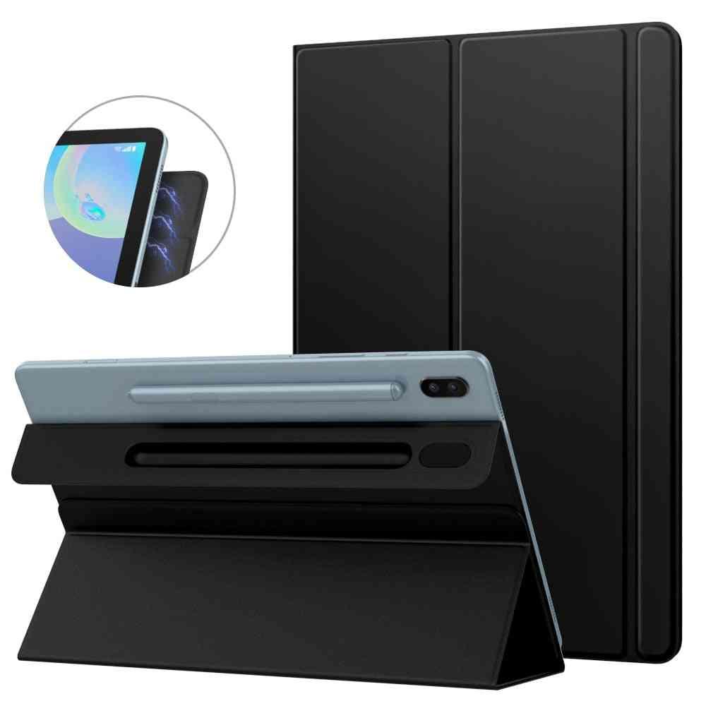 Smart Folio Case Samsung Galaxy Tab ,slim Lightweight Shell Stand Cover