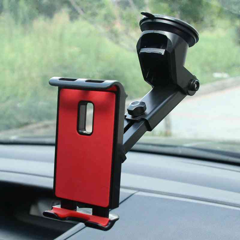 Tablet Car Holder For Samsung Huawei Ipad Pro Air, 360 Degree Adjustable Mobile Bracket Stand