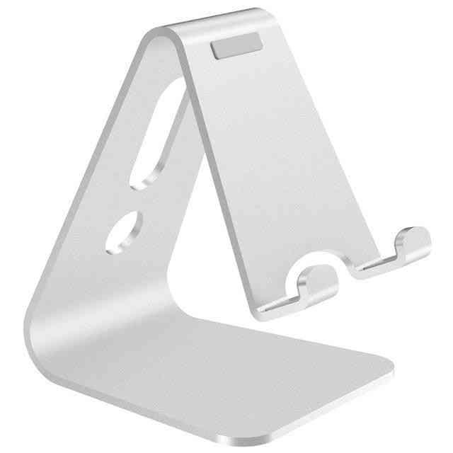 Universal Aluminium Desk Stand Holder For Ipad Tablet/phone