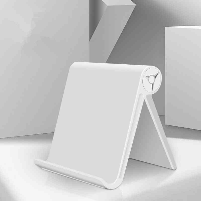 High-quality Tablet Holder For Ipad - Adjustable Angle Desk Phone Stand
