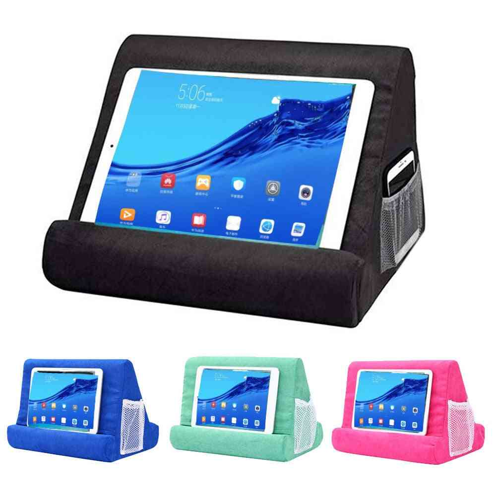 Multifunction Laptop Cooling Pad Tablet Holder, Stand, Cushion For Ipad
