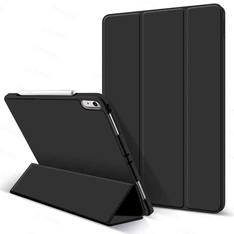 Funda Multi-fold Pu Leather Smart Cover Case For Ipa