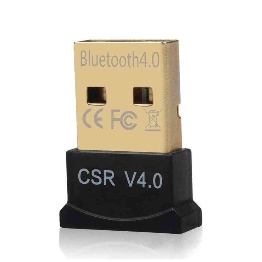 Wireless Mini Usb Bluetooth, Dual Mode Adapter, Dongle For Windows, Bit Raspberry