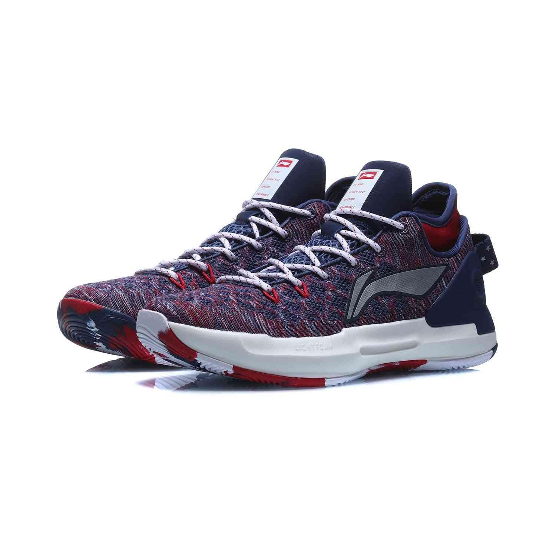 Men Professional Basketball Shoes, Light Foam Cushion Sport Sneakers