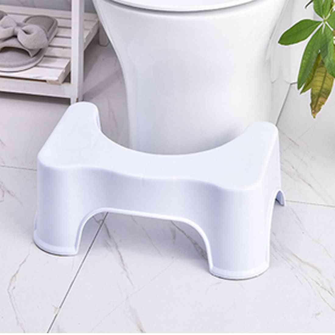 Thickened Non-slip Bathroom Toilet Step Stool For Elderly