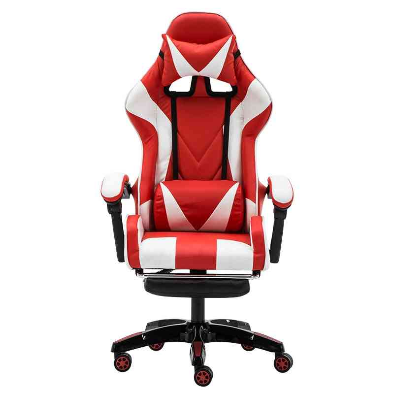 Professional Computer Gaming Chair, Sports Racing Arm Chair