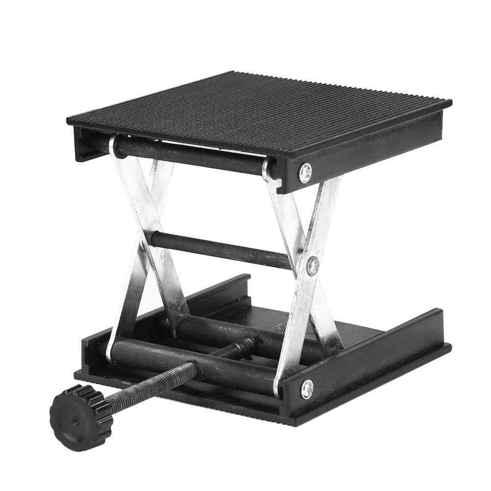 Adjustable Aluminum Router Lift Table For Science Experiment