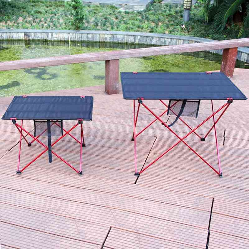Outdoor Table Portable Camping Furniture Picnic Anti Slip Folding Desk