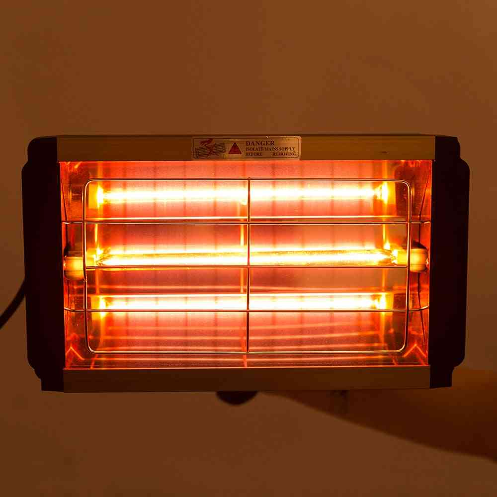 Car Paint Curing Drying Lamp Body Infrared Handheld Halogen Heater