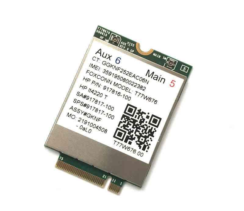 4g Wwan M.2 450mbps Lte Modem For  Elite X2 1030 G3 Elitebook X360 1030 G3