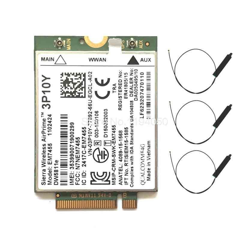 Wireless 4g Ngff Card Module And Antena