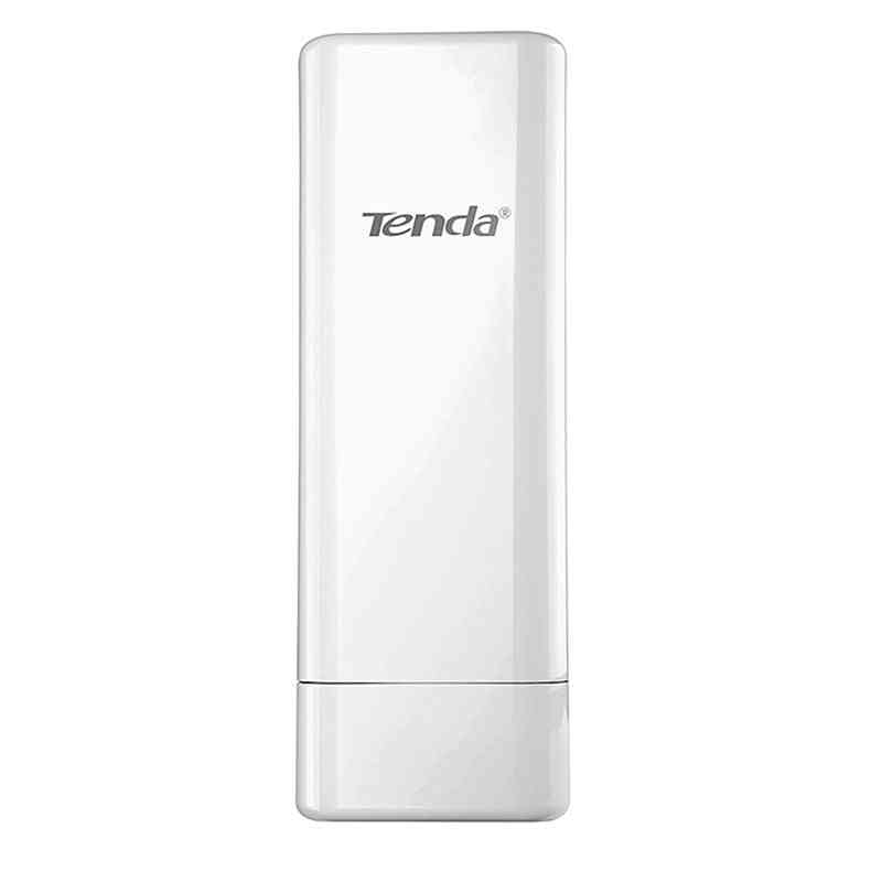 2.4g Wireless Point Wi-fi Bridge 5km 150mbps, Cpe Wireless Wifi Repeater Access Point With Poe Injector