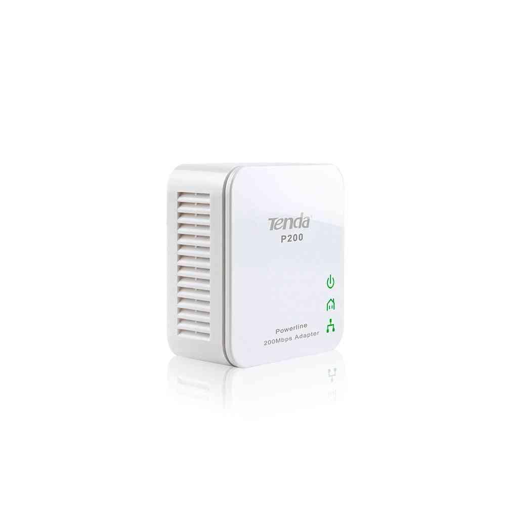 Tenda P200 200mbps, Mini Power Powerline Network Adapter
