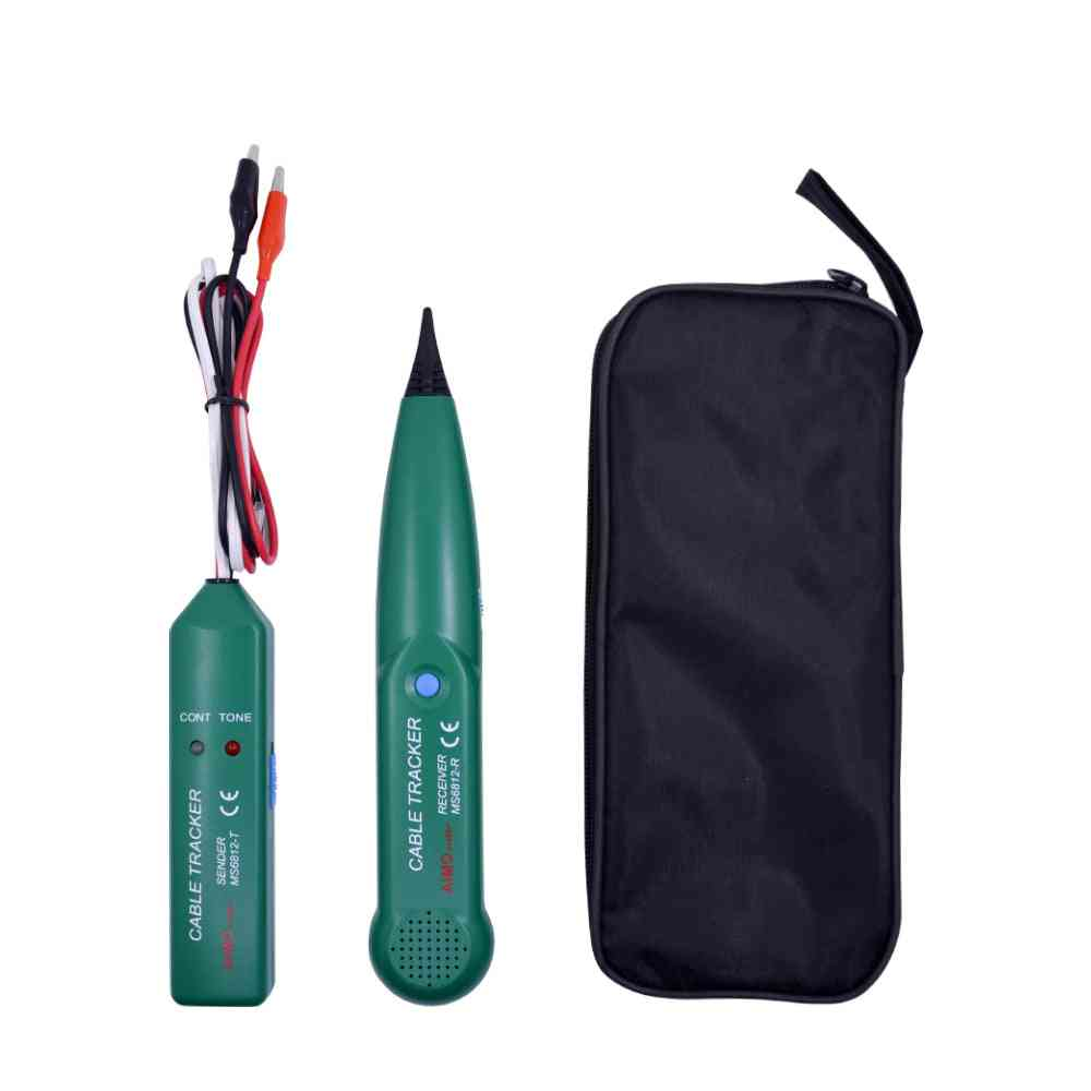 Professional Aimo Ms6812 Lan Network Cable Tester
