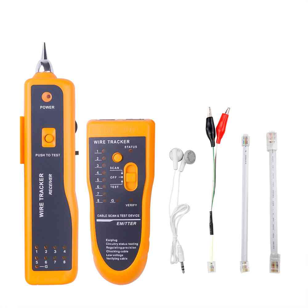 Network Cable Tester Kit