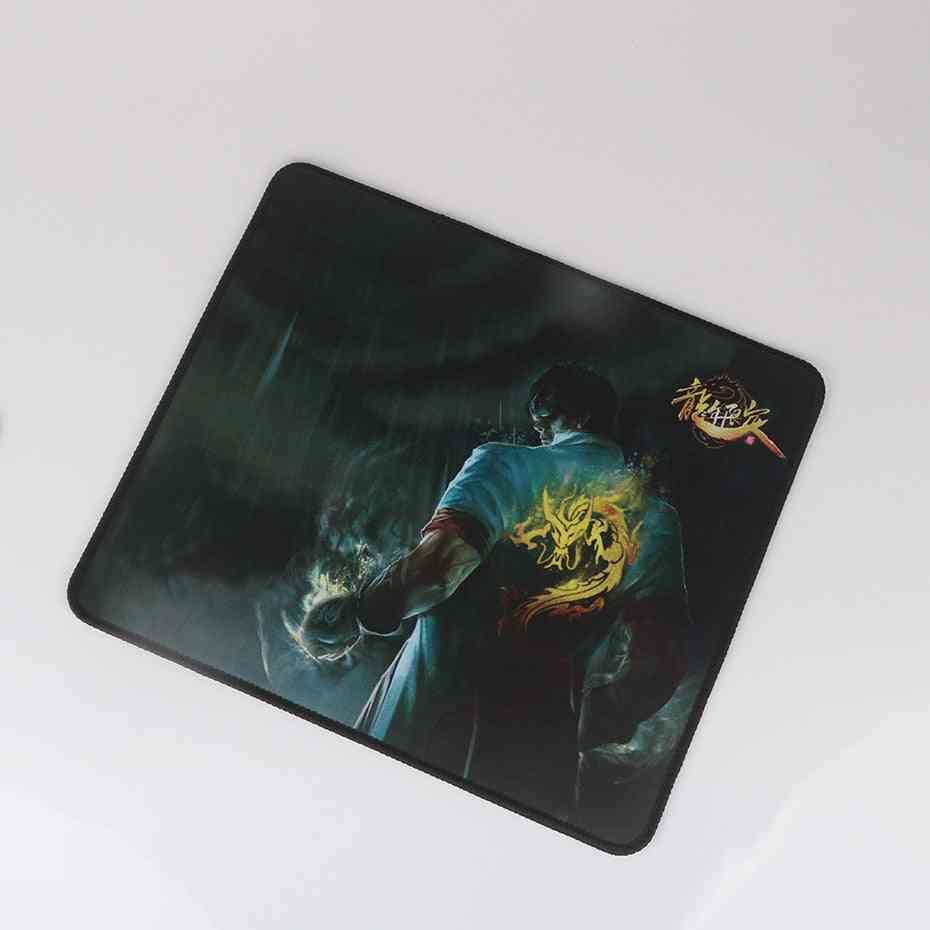 Game Mouse Pad - Fabric, Smooth, Thin And Light Electronic Competition