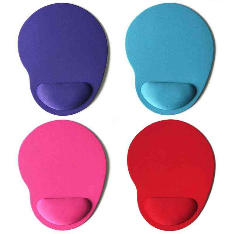 Mouse Pad With Wrist Rest For Laptop & Pc
