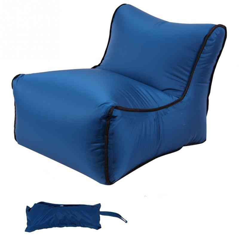 Portable Folding Inflatable Sofa & Travel Lazy Bag