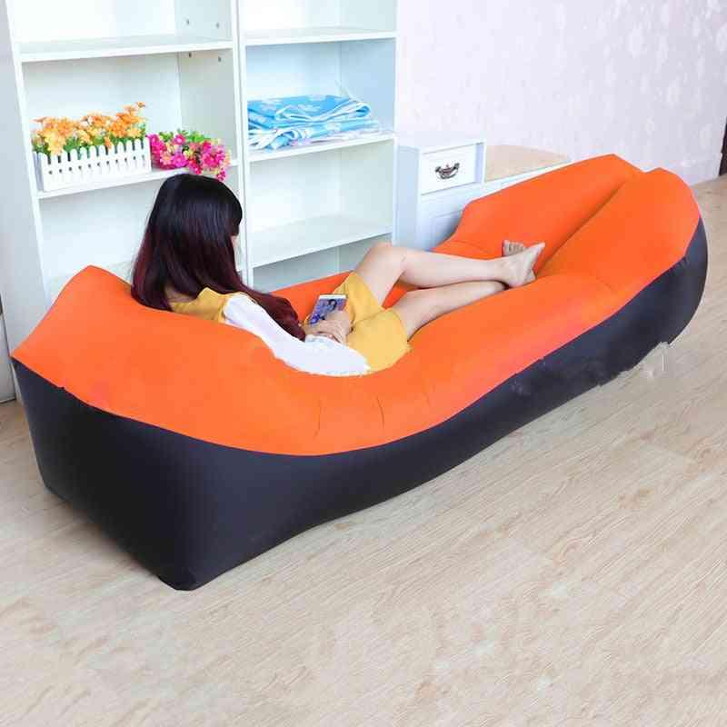 Portable Outdoor Beach Air Sofa Bed Sleeping Bag