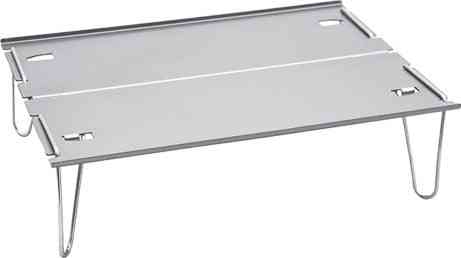 Portable Ultra-light Aluminum Alloy Mini Outdoor Folding Table