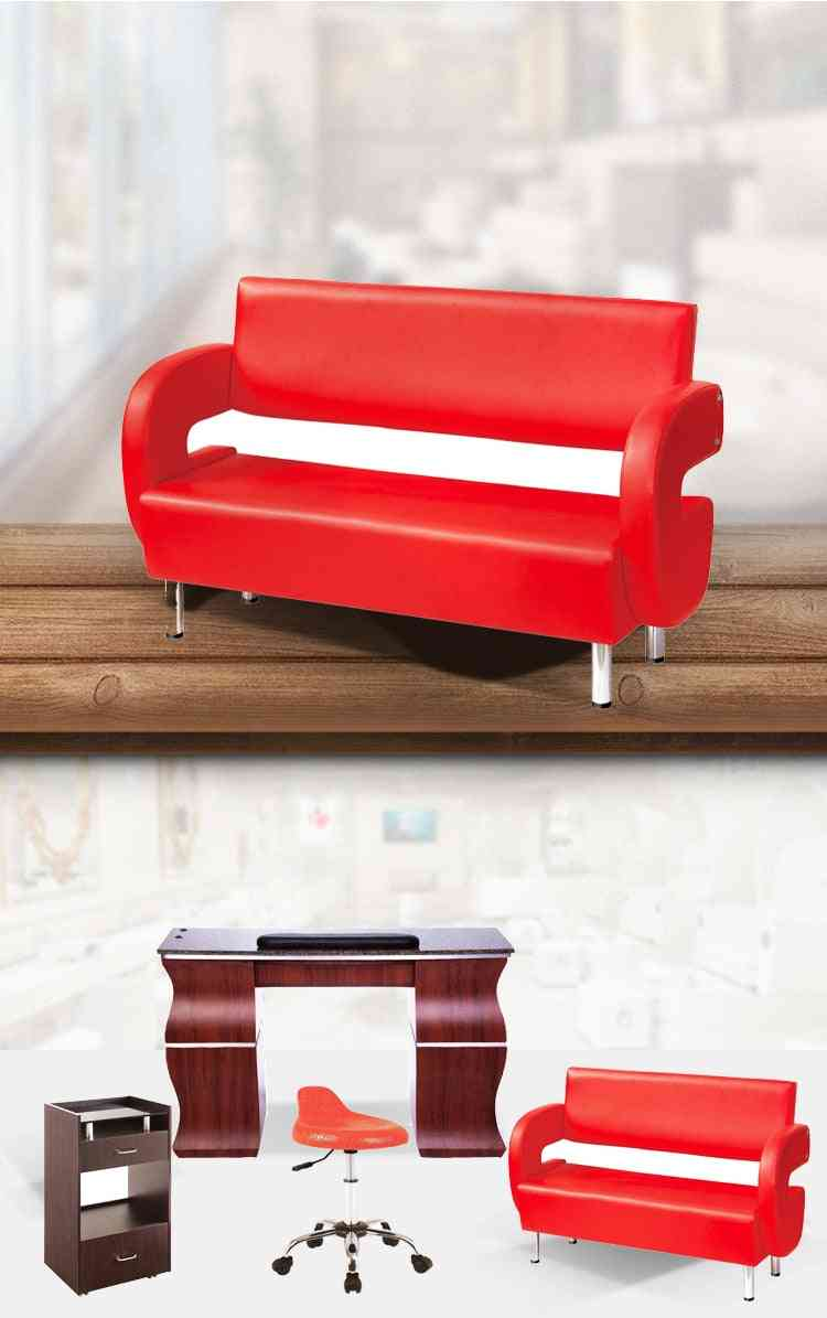 Sofa Furniture Of Waiting Chairs Of Salon Equipment
