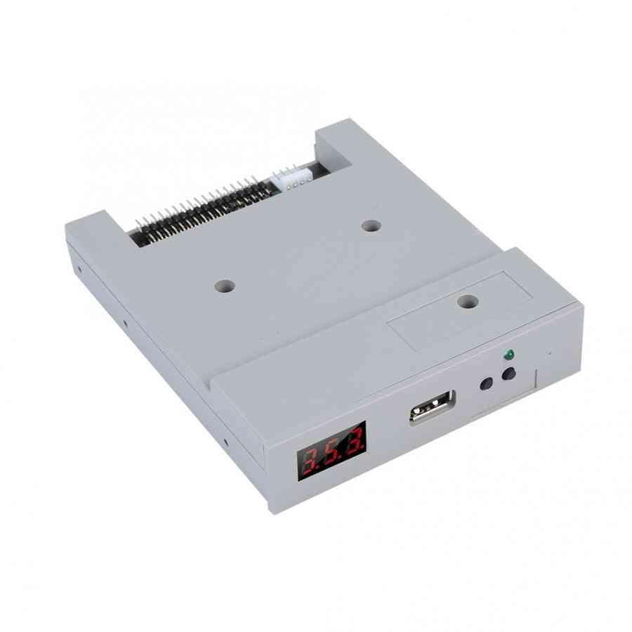 Usb Ssd Floppy Drive Emulator With 4-pin Power Plug / 34-pin Plug / Usb Port Plug And Play 5v Dc