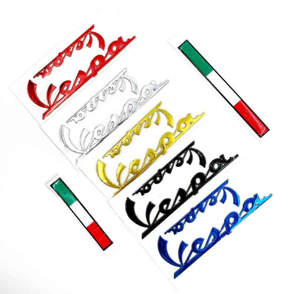 Badge Emblem Sticker Decal Kit