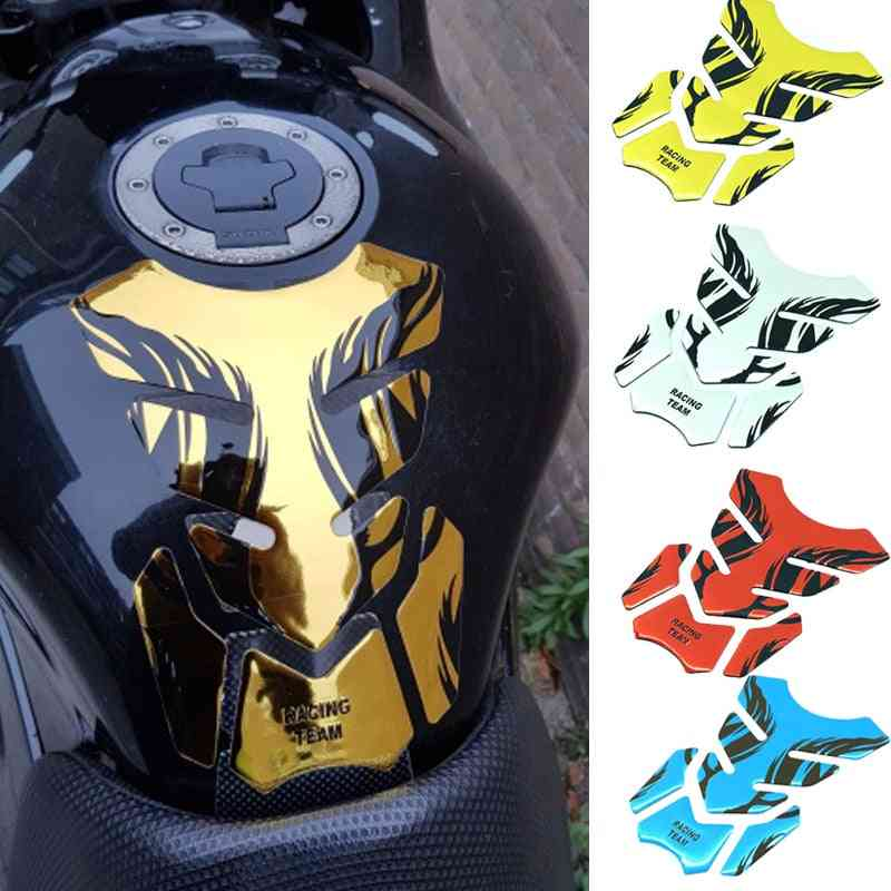Motorcycle Gas Tank Pad Sticker Protecter
