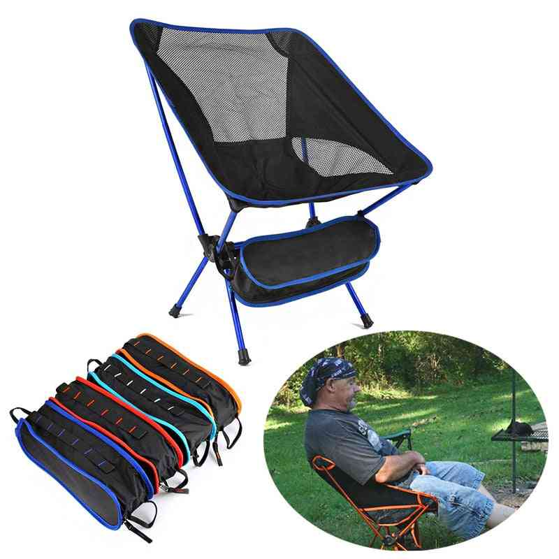 Superhard High Load Travel Outdoor Ultralight Folding Camping Chair