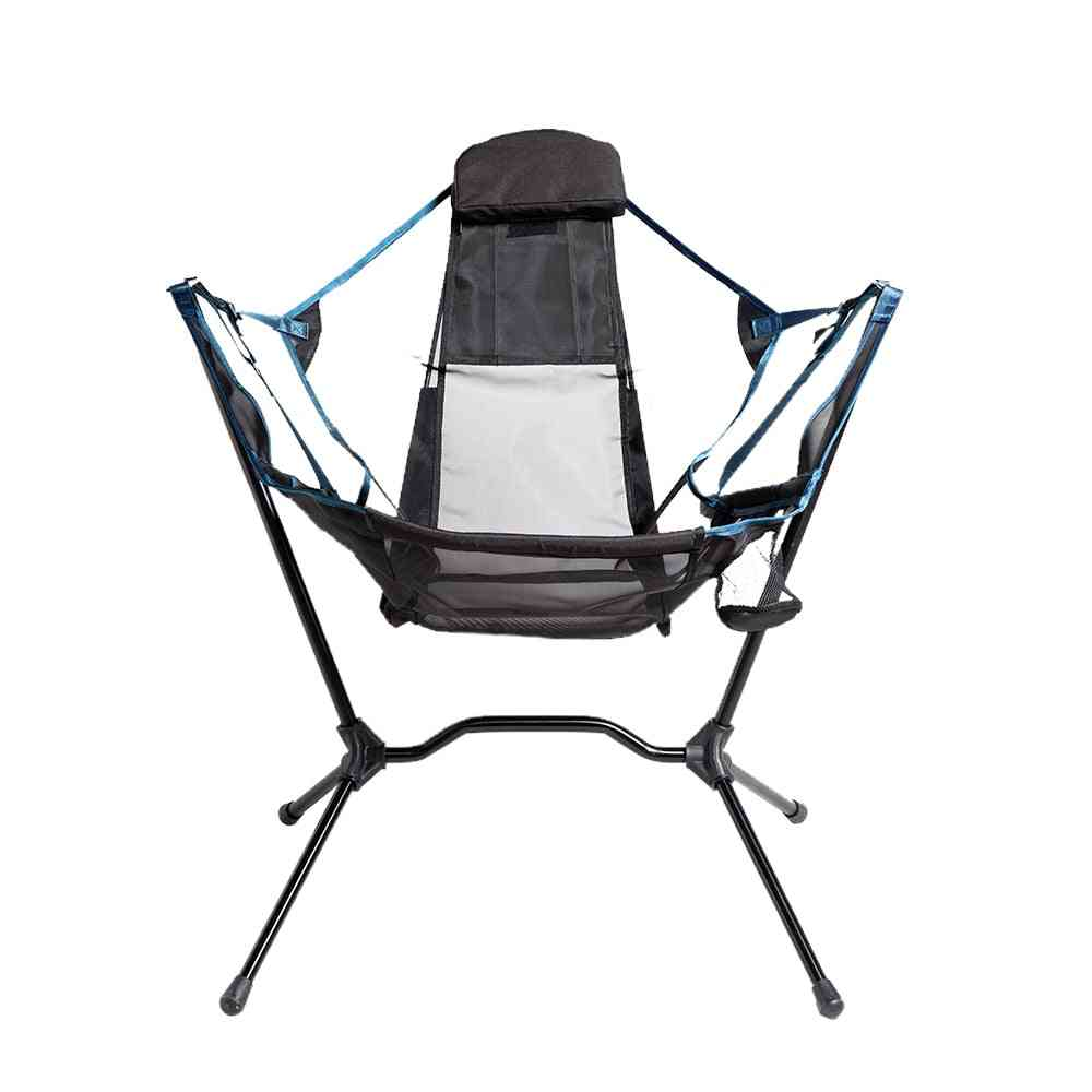Portable Heavy Duty Outdoor Folding Camping Swings Chairs
