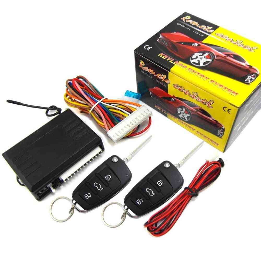 M616-8118 Car Remote Control Central Lock Alarm Device With Motor System