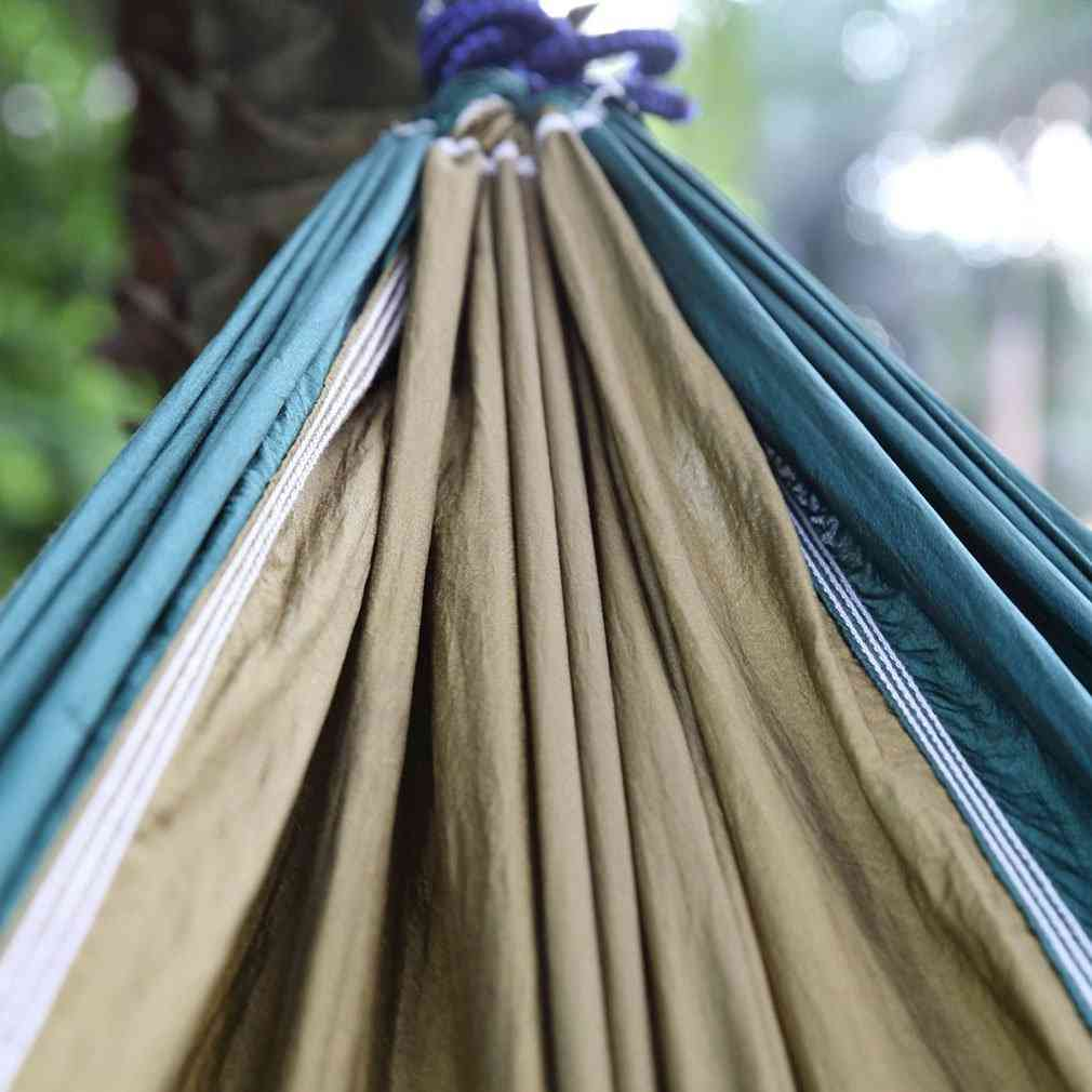 Portable Nylon Hammock/sleeping Hanging Bed