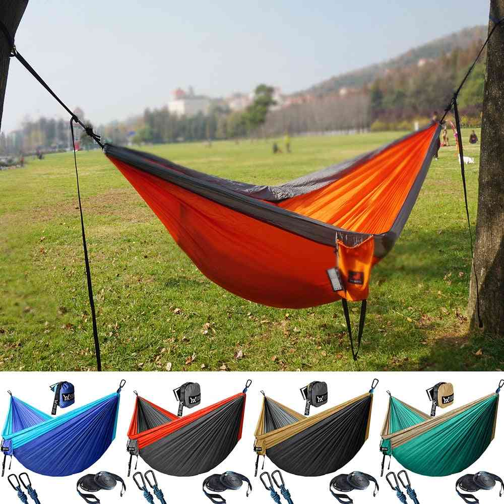 Upgraded Double Camping Hammock