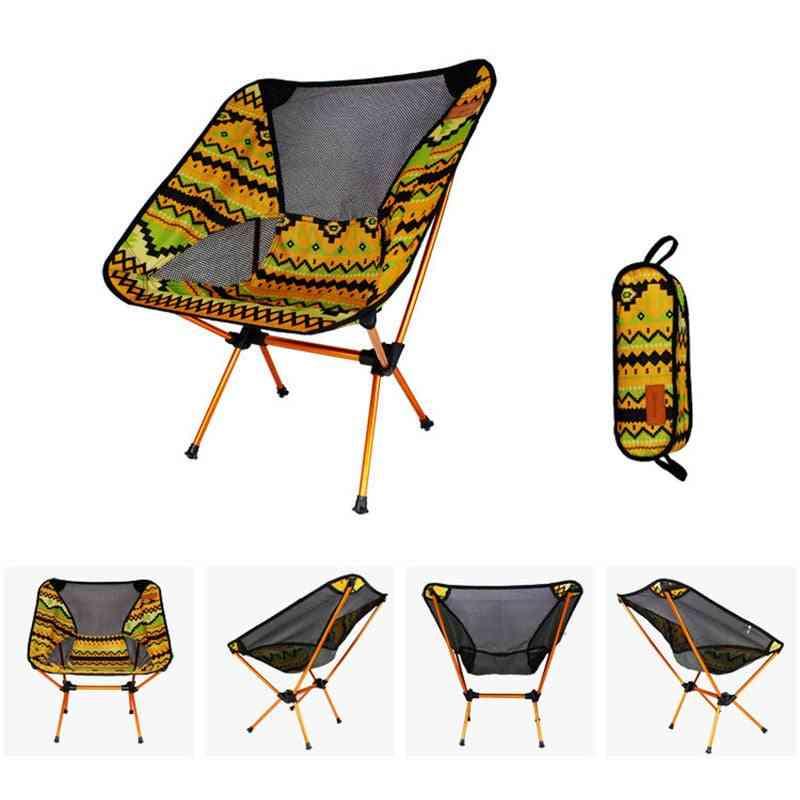 Ultralight Moon Portable Garden Al Chairs Fishing The Director Seat