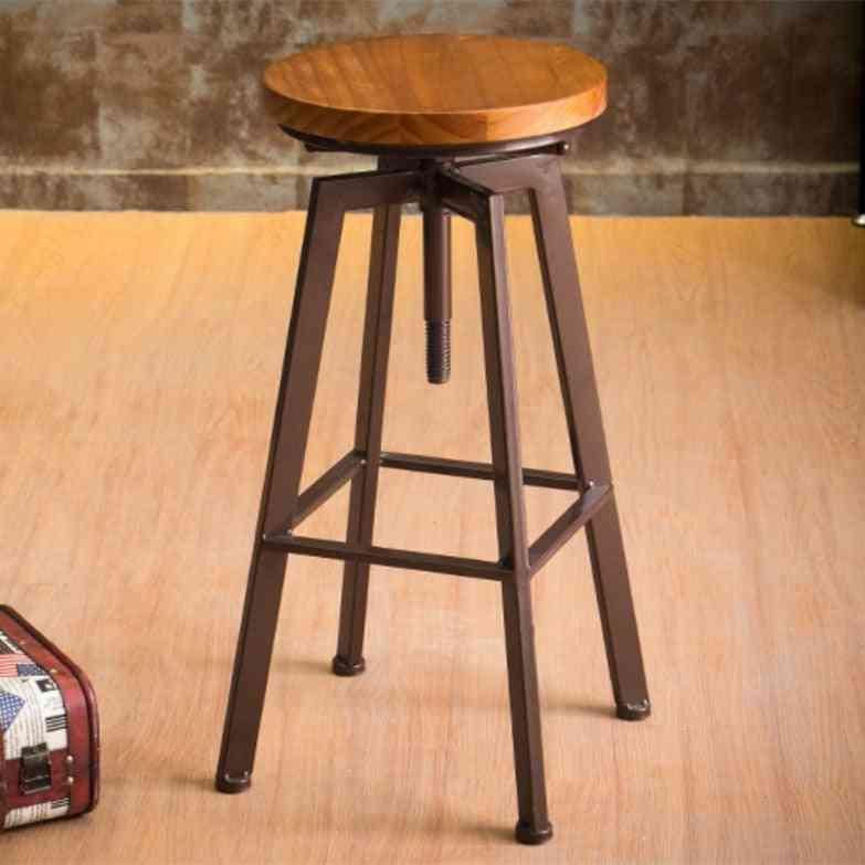 Swivel Bar Stool, Cafe Chair