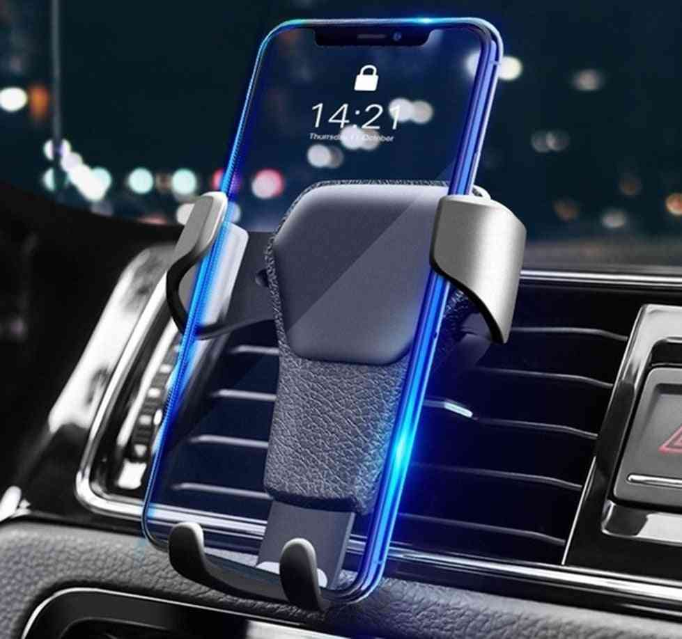 Car Air Vent Clip Mount No Magnetic Mobile Phone Cell Stand Support