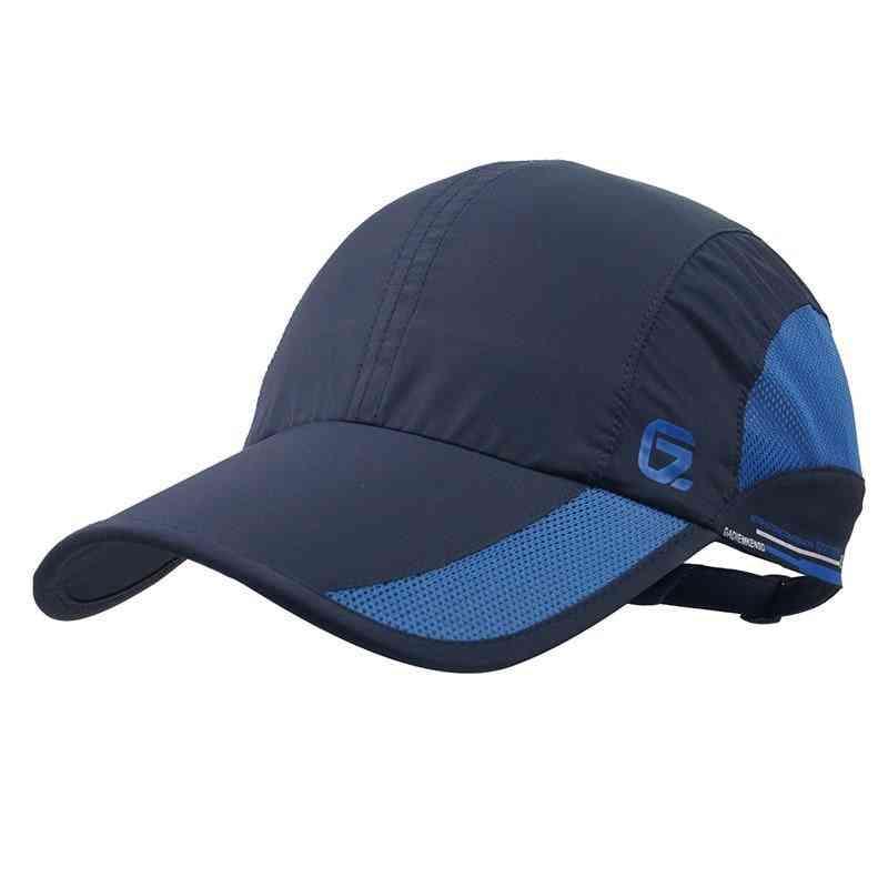 Baseball Polyester Cotton Hat, Ultralight Cap For Outdoor