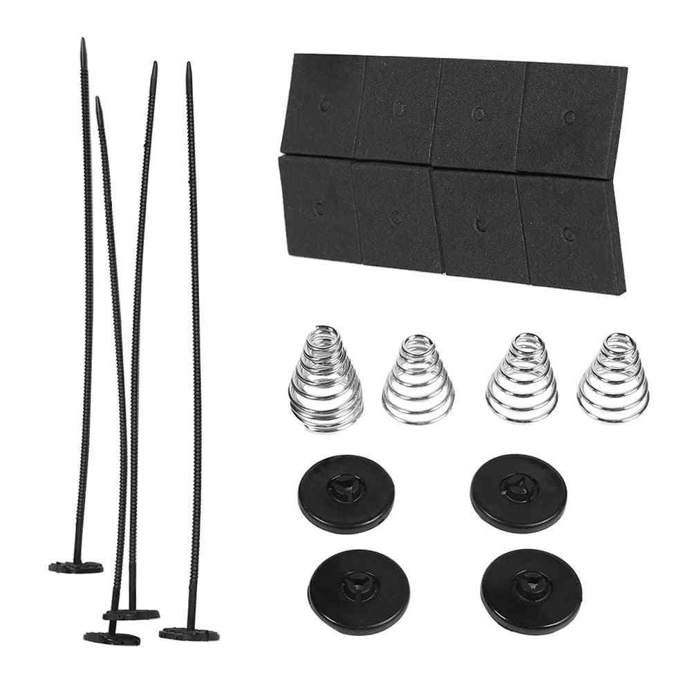 Auto Car Universal Electric Radiator Fan Ventilador Mounting Kit Plastic Ties
