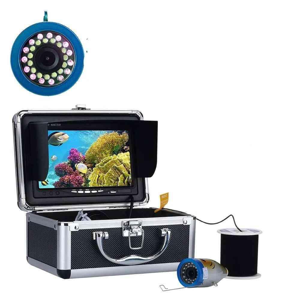 Underwater Fishing Camera, Fishfinder Led 15 Infrared Lamp