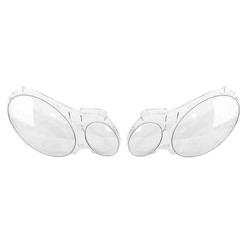 Car Headlight Lens Glass Lampshade Fog Lamp Cover
